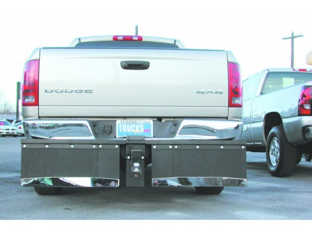 Hitch Guard Mud Flaps