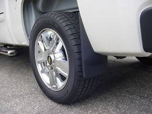 Shop Truck Mud Flaps - Chevy Suburban