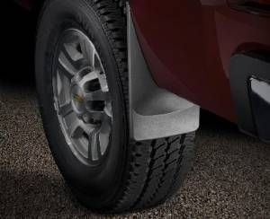 Shop Truck Mud Flaps - GMC Canyon
