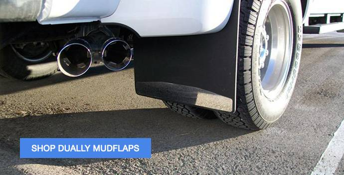 Shop Dually Mud Flaps