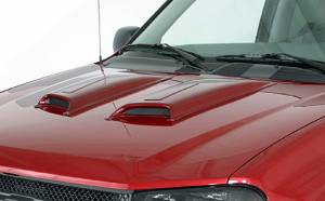 Exterior Accessories - Hoods and Scoops