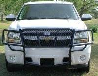 Legend Grille Guards for Chevy - 1500 Avalanche (no body hardware)