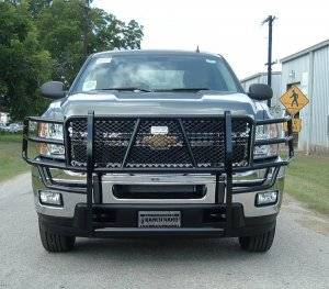 Summit Grille Guards for Chevy - 1500 Avalanche (no body hardware)