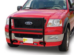 Knock Down Grille Guards - Knock Down Grille Guards for Chevy Trucks