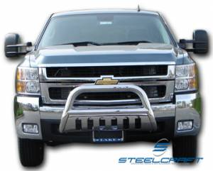 "3"" Bull Bar - Chevy"