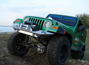 FAB Fours Jeep Bumpers - Jeep