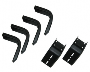 Lund Running Boards and Nerf Bars - Lund Running Board Mount Kits