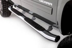 Lund Running Boards and Nerf Bars - Lund Nerf Bars