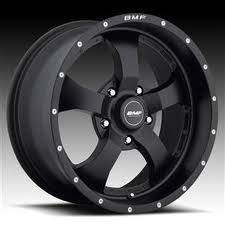 "20"" Wheels - Death Metal Black"