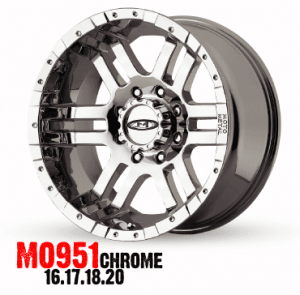 Moto Metal Wheels - Mo959