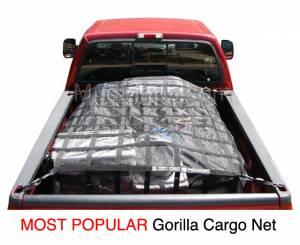 Truck Bed Cargo Net >> Safetyweb Gorilla Cargo Net Gorilla Cargo Net