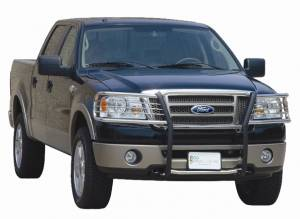 Go Industries Grille Shield Grille Guard - Go Industries Grille Shield for Ford