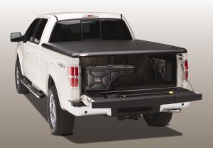 Undercover Truck Bed Covers - Swing Case Driver Tonneau Cover