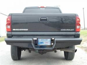 "Legend Back Bumper - Chevy 8"" and 10"" Drop Bumpers"