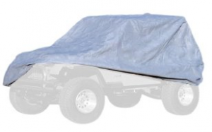 Car Covers - Rugged Ridge