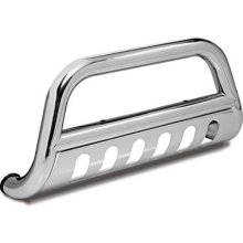 3-Inch Stainless Steel Bull Bar - Ford
