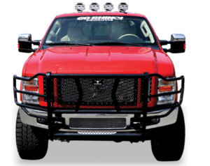 MDF Exterior Accessories - Grille Guards & Brush Guards