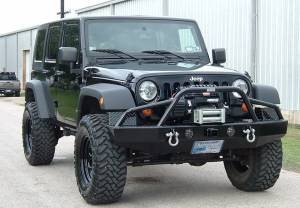 Bumpers - Ranch Hand Jeep Bumpers | Winch Ready