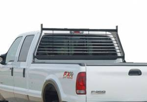 Commercial Grade Headache Racks (Flat Iron) - Dodge Trucks