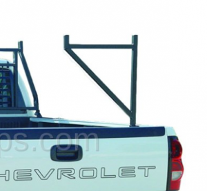 Ladder Rack Carrier (Works with Headache Rack) - Ford Trucks