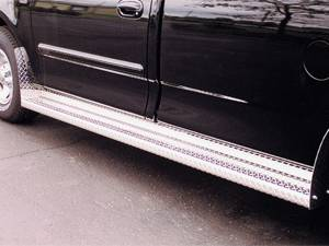 Owens Running Boards - Dodge