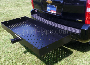 MDF Exterior Accessories - Cargo Carriers | Hitch Carriers