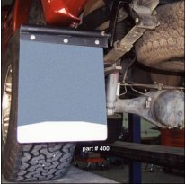 Mud Flaps by Style - Frame Mount Mud Flaps