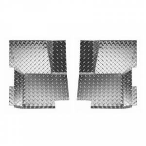 Floor Mats & Cargo Liners - Warrior Floor Boards