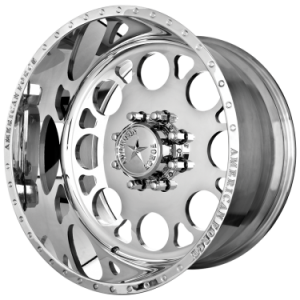 American Force Wheels - Super Singles Magnum SS8