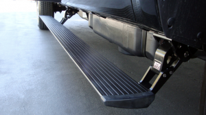 AMP Research PowerStep Running Boards - Ford PowerStep Running Boards