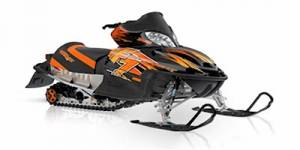 Snow Flaps - Arctic Cat Firecat 2003-2007