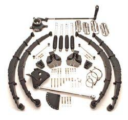Suspension Systems - Off Road Unlimited