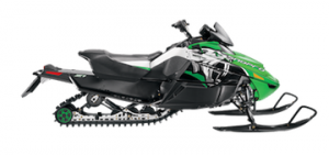 Snow Flaps - Arctic Cat F-Series 2010+