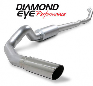 Exhaust & Mufflers & Tips - Diamond Eye Manufacturing
