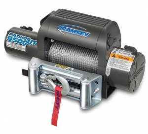 Winches - Ramsey Patriot Winches