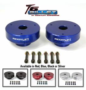 ReadyLIFT Leveling Kits and Lift Kits - T6 Billet Leveling Kits