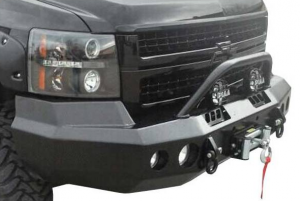 Boondock 85 Series Base Bumpers - Chevy