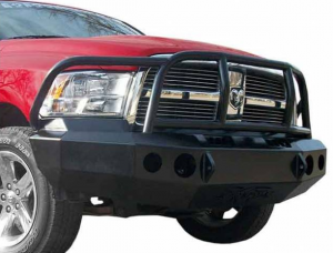 Boondock 95 Series Full Grille Guard Bumpers - GMC