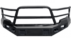 Evolution Series Front Bumper - Ford