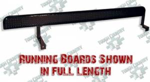Tough Country Step Bars and Running Boards - Running Boards