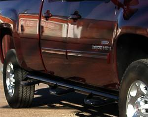Deluxe Step Bars - GMC