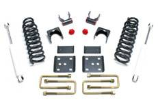 MaxTrac Suspension - MaxTrac Lowering Kits