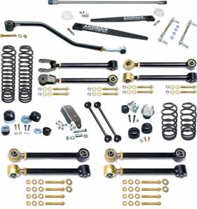 Suspension Systems - Currie Suspension
