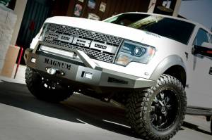ICI Magnum Front Bumper - Ford