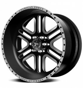 American Force Wheels - Special Forces Alpha SF6