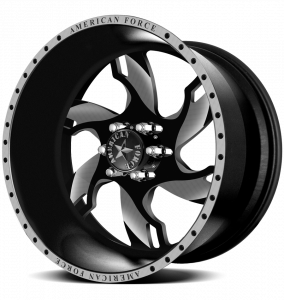 American Force Wheels - Special Forces Bravo SF6