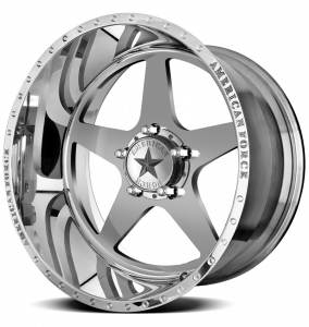 American Force Wheels - Super Singles Independence SS5
