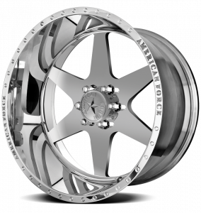 American Force Wheels - Super Singles Independence SS6