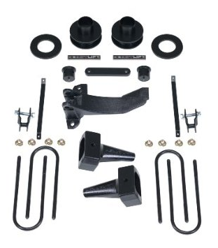 "ReadyLIFT - ReadyLIFT 69-2517 SST Lift Kits 2.5"" Front 2.0"" Rear Ford F250 Superduty Works With Camper Package 2005-2007 4WD ONLY SRW ONLY"