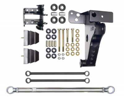 Icon Vehicle Dynamics - Icon 31030 Ford Super Duty 10.5in Box Kit 2000-2004